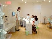 キッザニア『歯科医院』の治療前の風景です
