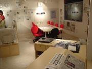 キッザニア『新聞社』の編集室です