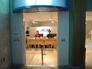 キッザニア『クレジットカードセンター』の入口です